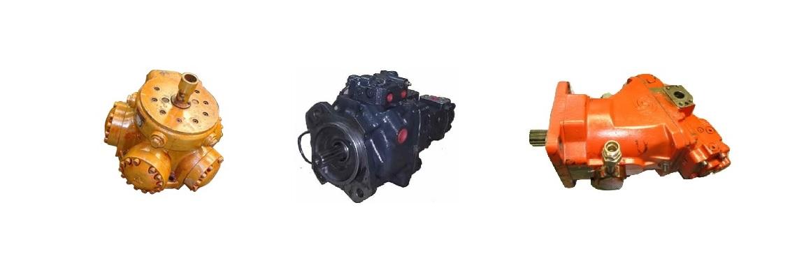 Vente de pompes et moteurs hydrauliques
